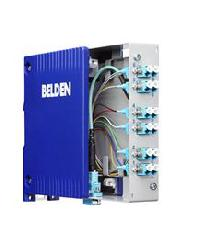 Belden simplifies Fiber Termination with Plug-and-Play Industrial MPO Cassette