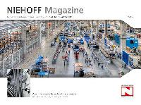 "Cutting edge technology, superior service & support The ""Niehoff Magazine"" 1/2017 is out now"
