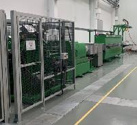 Rosendahl has installed a new RH-W test line for HV and EHV cable production